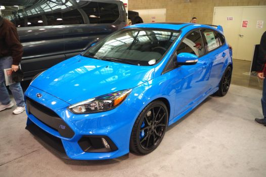Ford Focus RS by Carsiano