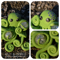 Octopus Charm by SyntheticReality
