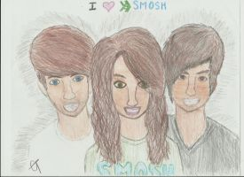 ME WITH SMOSH by fictionaloutcomes