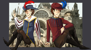 Renaissance italia by antiphile