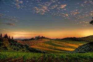 Autumn in Chiantishire HighRes by Trymanit