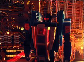 transformers by blondeath