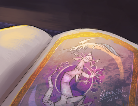 Page of Legends to tell by elbdot