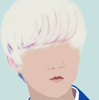 Luhan Vector by smoke-weed-thehippie