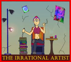RussoTrot Inevitabilities 4:The Irrrational Artist by Russotrot