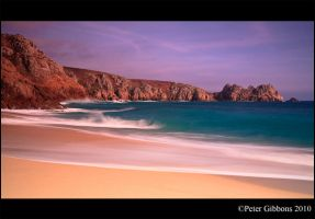 Porthcurno Cornwall1 by Photo-Joker