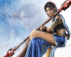 .:Oerba Yun Fang:. by Ultima-Memoria