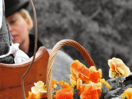 Queensday 2010 by marjol3in