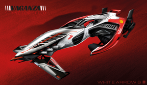 VAGANZA - Strive For Speed | White Arrow 6 by IllOO