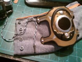 Snow Villers's Armband -WIP by Vogelkop