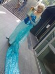 Elsa in CUHK Endless Promise by ojamajomary