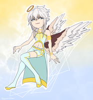 [T] Seraphim-Art 2/2 by Pharos-Chan