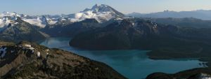Garibaldi Lake 3200 by IvanAndreevich