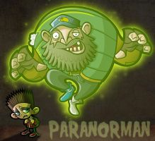 paranorman by newjackal7