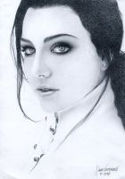 Amy Lee by sannimato