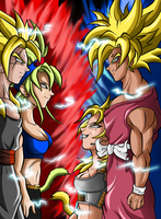 Lets Do This -Coloured by ShinTheDragonFighter