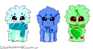 Scarfblob Adopts(Closed) by dragonlover6