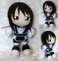 Commission, Plushie Ren by ThePlushieLady