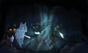 The First Medicine Cats by BabyJ13