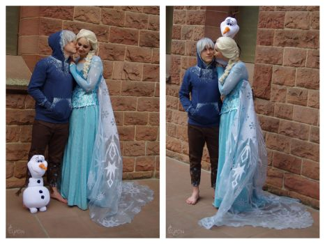 Olaf approves by elyoncosplay