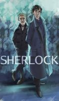 Sherlock - series 3 by applejaxshii