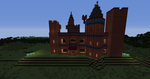 Minecraft - Saltwell Towers Commission by DystopianUtahraptor