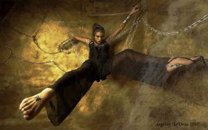 Web of Chains by Angelles-LaVeau