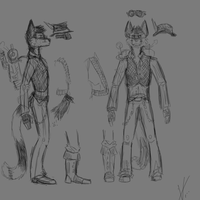 Sketchful of crappy awesome :3 by Verkele