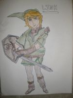 Link by Maria-the-knight