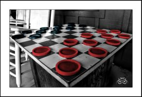 Checkers by photoman356
