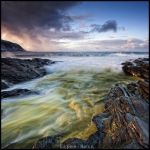Green wave by berg77