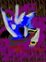 Metal sonic by Tuffy-TC