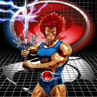 ThunderCats leader- Lion-O by binbynku