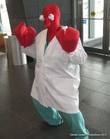 Zoidberg by DeuceLoosely