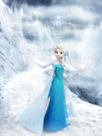 Let it go...let it snow by deexie