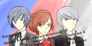 Persona: MCs by ShortySweety