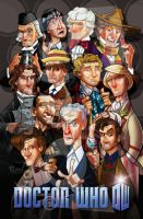 Twelve Doctors by jonpinto