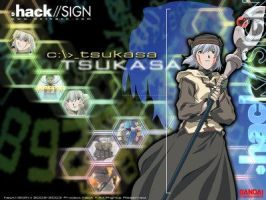 My Hack SIGN desktop now by tsukasasign