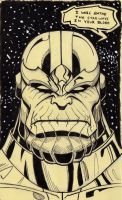 Thanos by GREAT-ODEN