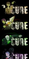 Cure - Title Images by Beanjamish