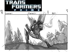 starscream prime panel 1 by dogmeatsausage