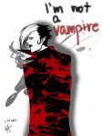 I'm not a vampire by Marionnettee