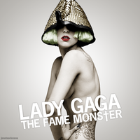 Lady GaGa - The Fame Monster by jonatasciccone
