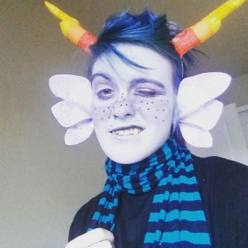 Eridan Ampora Cosplay3 by Genocidal-Cosplay