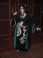 Midna costume nearer to end by Marie-Ange-the-Celt