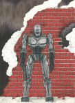 Robocop by adammdesigns