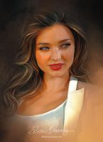 Pretty Face P2- Miranda Kerr by Amro0