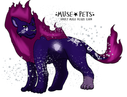 BakaArtsypink - Corazon by Muse-Pets