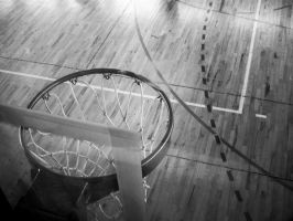 basketball by nawalator