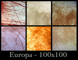 Europa - icon textures by Ch4ron